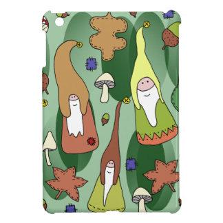 Woodland Gnomes iPad Mini Case
