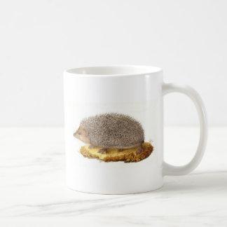 Woodland Hedgehog Coffee Mugs