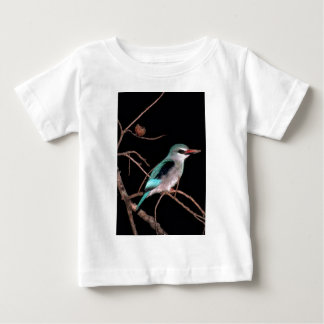 Woodland kingfisher, Mara River Camp, Kenya Shirt