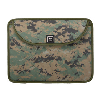 Woodland MARPAT Macbook Pro Rickshaw Flap Sleeve