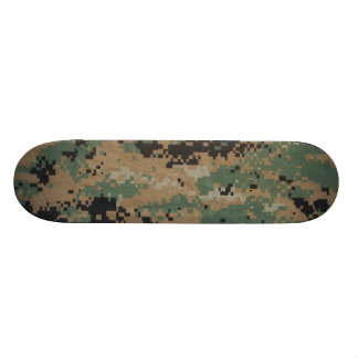 Woodland MARPAT Skateboard