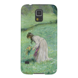 Woodland Meadow, 1876 Case For Galaxy S5