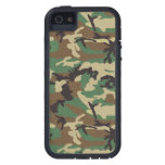 Woodland Military Camo iPhone 5/5S Xtreme Case iPhone 5 Cover