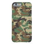 Woodland Military Camouflage iPhone 6 case iPhone 6 Case
