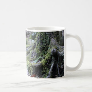 Woodland Moss V Mug