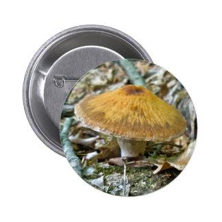 Woodland Mushrooms Coordinating Items Buttons