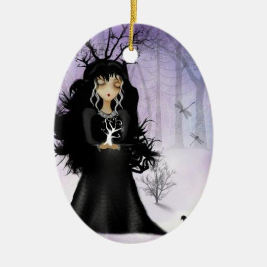 Woodland Mystic Ornament