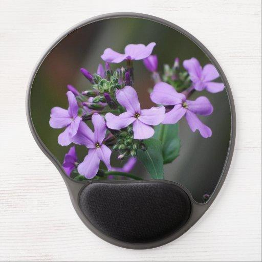 Woodland Phlox Gel Mousepad