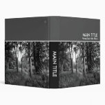 Woodland Photo Book 02 3 Ring Binders
