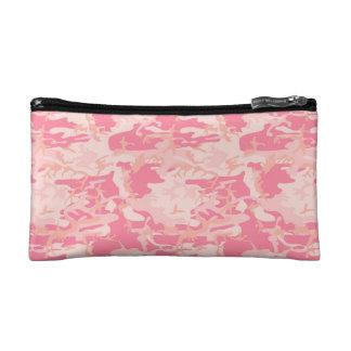 Woodland Pink Camouflage Makeup Bag