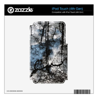 WOODLAND POOL 2 DECALS FOR iPod TOUCH 4G