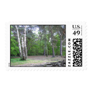 Woodland Postage