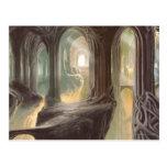 Woodland Realm Concept 2 Postcard
