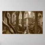 Woodland Realm Concept Print