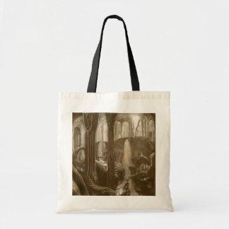 Woodland Realm Concept Tote Bag