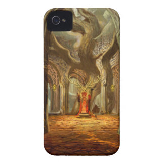 Woodland Realm Throne Room Concept Case-Mate iPhone 4 Case