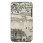 Woodland residences, farms Case-Mate iPod touch case