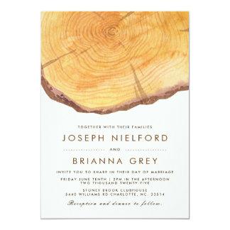 Woodland Rings | Wedding Invitations
