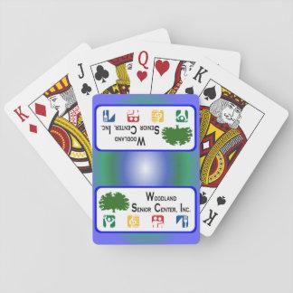 Woodland Senior Center Playing Cards
