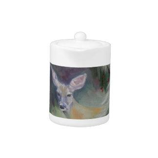 Woodland Spirit Teapot