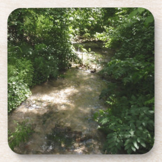 Woodland Stream Beverage Coaster