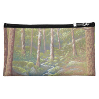 Woodland Stream, Peak District Cosmetic Bag