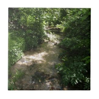 Woodland Stream Tile