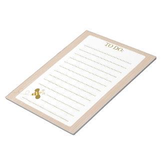 Woodland To Do List Memo Notepad