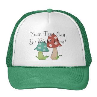 Woodland Toadstool Hat