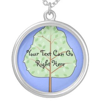 Woodland Tree Necklace