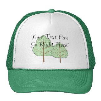 Woodland Trees Hat