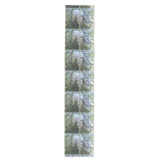 Woodland Wisteria Floral Nature Botanical Medium Table Runner