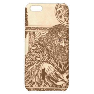 Woodland Wizard Cover For iPhone 5C