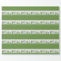 Woodland Wrapping Paper