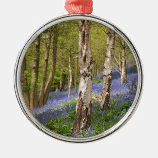 Woodlands Metal Ornament