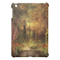 Woodlands Nature Butterflies iPad Mini Cover