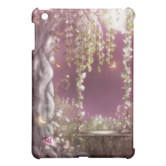 Woodlands Swing Pink Case For The iPad Mini
