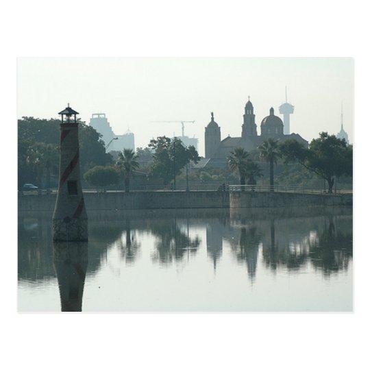 Woodlawn Lake Postcard