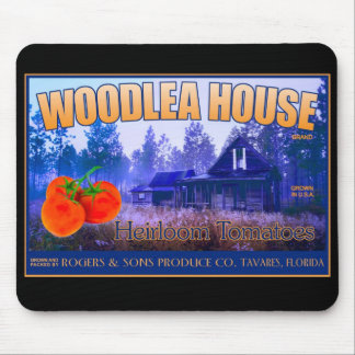 Woodlea House Tavares mouse pad