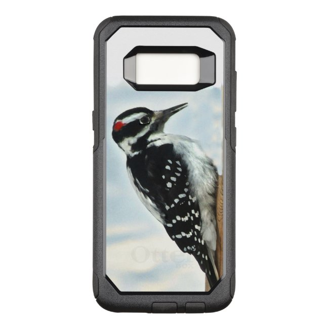 Woodpecker Bird Animal OtterBox Galaxy S8 Case