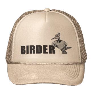 Woodpecker Bird Watching Trucker Hat