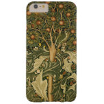 Woodpecker by William Morris Vintage Victorian Art Barely There iPhone 6 Plus Case