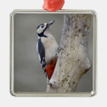 Woodpecker Christmas Ornaments