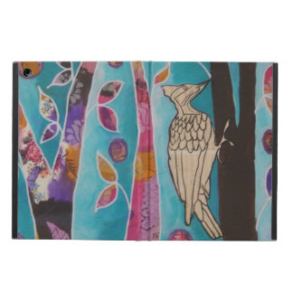 Woodpecker Music iPad Case