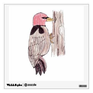 Woodpecker Wall Sticker