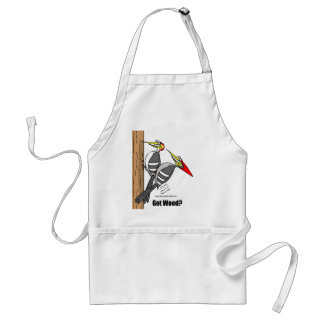 woodpeckers boinking, woodpeckers mating adult apron