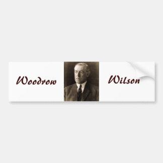 Woodrow Wilson 28 Bumper Sticker