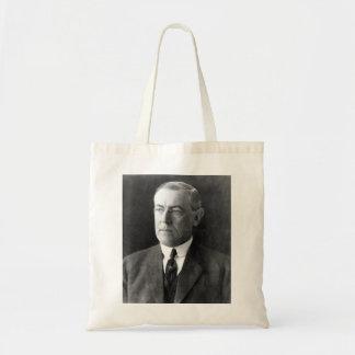 Woodrow Wilson Tote Bag