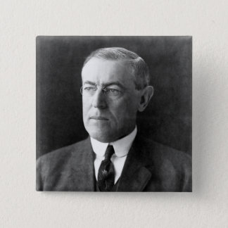 Woodrow Wilson Button