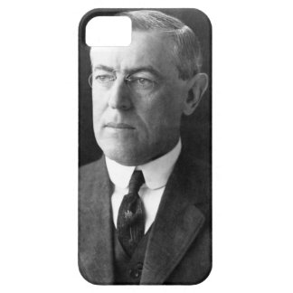 Woodrow Wilson iPhone 5 Fundas